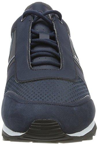 Tech Sneaker Runn Dark Parkour Blau Herren BOSS Blue qxHFz7w