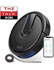 eufy by Anker RoboVac 35C Wi-Fi, Upgraded, Super-Thin,1500Pa Strong Suction, Touch-Control Panel, 6ft Boundary Strips, Quiet, Self-Charging Robotic Vacuum,Cleans Hard Floors to Medium-Pile Carpets