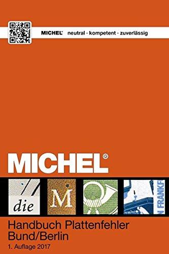 MICHEL-Handbuch Plattenfehler Bund/Berlin