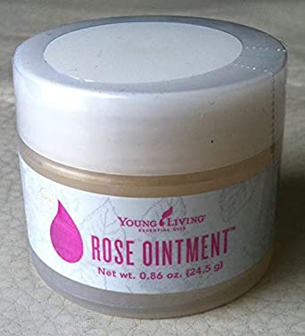 Amazon Com Rose Ointment Soothing Skin Care 86oz By Young Living