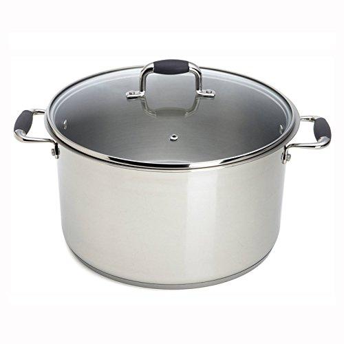 Pauli Cookware 7 Quart Never Burn Stock Pot (7 Quart) (Burn Pot)