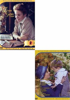 Anne of Green Gables - The Sequel/ Anne of Green Gables The Continuing Story (2 Pack)