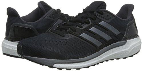 Chaussures M core Iron Pour Supernova Grey Course De Noir Adidas Metall Homme Black 5qHEnCSB