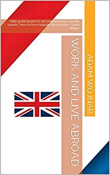Work live abroad country overseas ebook product image