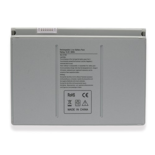 Replacement Battery Macbook Aluminum Li Polymer product image