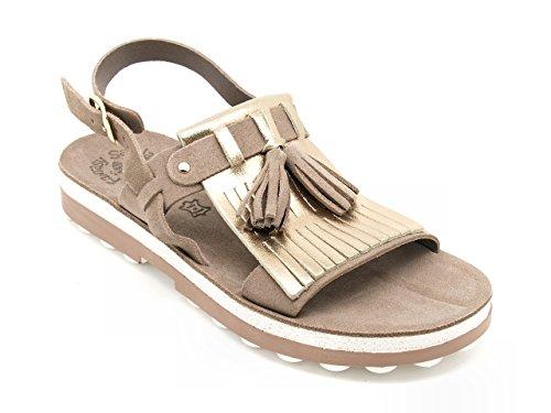 brown Sandals Fashion Fantasy Women's mocha WqTHvnzTw