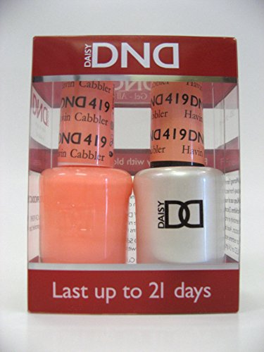 DND *Duo Gel*  Spring Set 419 Haven Cabbler