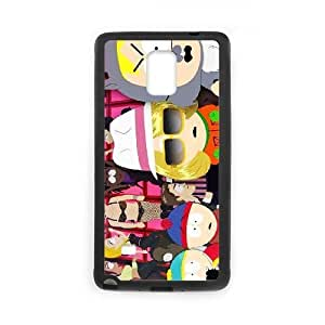 SamSung Galaxy Note4 phone cases Black South Park cell phone cases Beautiful gifts TRIJ2772113