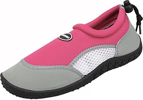 Babies Pool Shoes Children Women Unisex SYLT Mens Aqua Beach Water shoes Bockstiegel Shoes Neoprene Fuchsia shoes BRPxYpw