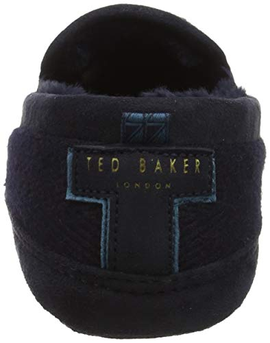 Blue Baker Ted Bleu Dark Blue Homme Dk Maten Chaussons Mules 70Awq
