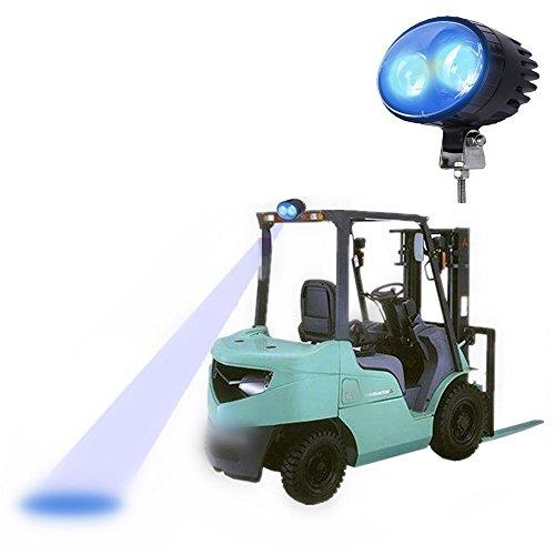 Blue Led Forklift Light in Florida - 8