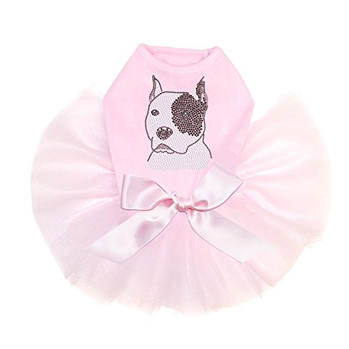 Dog in the Closet, Pit Bull Dog Tutu by Dog in the Closet