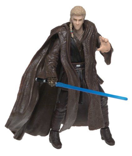 Star Wars, Attack of the Clones, Anakin Skywalker Action Figure [Secret Ceremony], 3.75 Inches