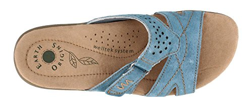Womens B US Blue M Sandal 6 Moroccan Earth Selby Slide PqZOOp