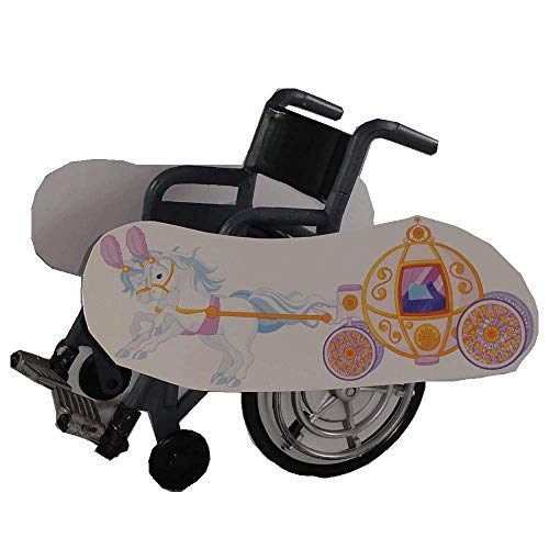 Fairy Tale Carriage Wheelchair Costume Child's ()