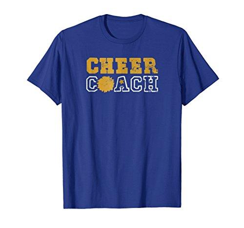 Cheer Coach Shirt | Cheerleading Coach Gift