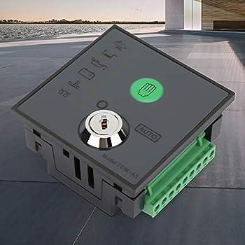Diesel O Gasolina Alimentado Generador Controlador Con Auto Arranque//Remoto
