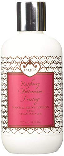 Jaqua Raspberry Buttercream Frosting - Jaqua Raspberry Buttercream Frosting Hand & Body Lotion
