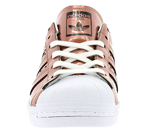 Adidas Originali Da Donna Originali Superstar Boost Trainer Rame Metallico Uk5.5 Altro