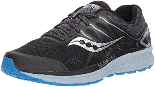 Course Gris De Bleu Noir Saucony Hommes Chaussures Omni 16 wXfxBRxFqa