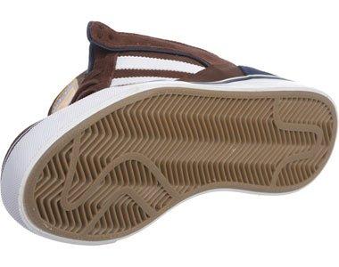 Adidas Culver Mid unisex adulto, pelle scamosciata, sneaker alta