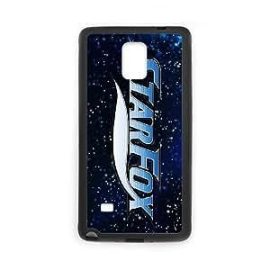 Samsung Galaxy Note 4 Cell Phone Case Black star fox zero JNR2172798