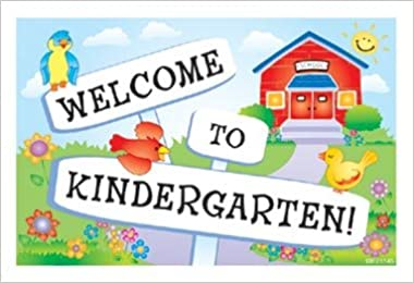 Welcome To Kindergarten Postcards Carson Dellosa Publishing 9780742406926 Amazon Books