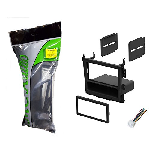 IMC Audio Single Din Dash Kit for Aftermarket Radio Installation for Acura CL TL with Wire Harness