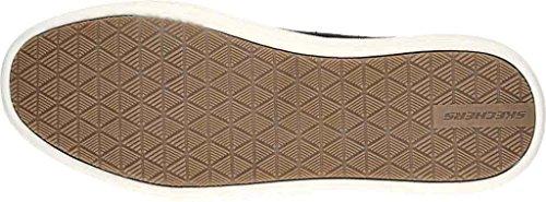 Zapatillas Lanson Elaven de Hombre Skechers, Marr�n oscuro