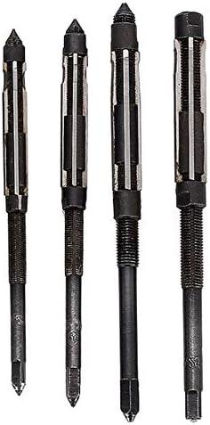 GENERICS LSB-Werkzeuge, Einstellbare Reibahle HSS Handwerkzeuge 9.25-10 10-10.75 10.75-11.75 11.75-12.75 12.75-13.75 13.75-15.25 15.25-17 Schneidreibahlen (Head Diameter : 9.25 10)