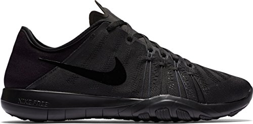 Nike Womens Synthetic Trainers Black