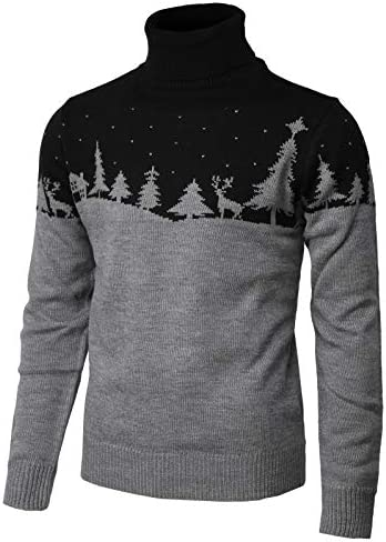 H2H Knitted Pullover Christmas Snowflake product image