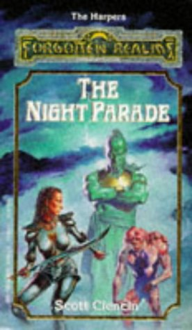 book cover of The Night Parade