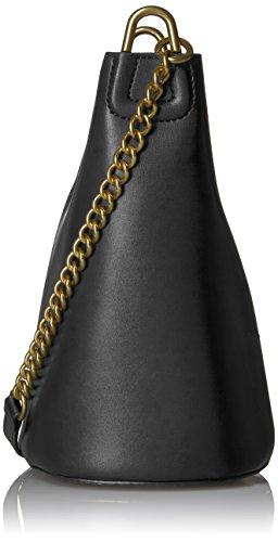 Bucket Anne Bag womens Black Black Black Mila Anne Bag Mila Anne Klein Klein womens Black Black Bucket Black B6waxOnWfx