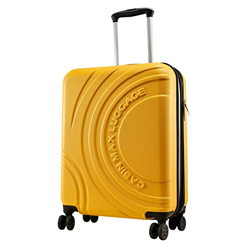 🥇 Cabin Max Velocity – Maleta para Equipaje de Cabina Ligera   Trolley de ABS con Ruedas de 55 x 40 x 20 cm Extensible a 55 x 40 x 25 cm Aprobado para Vuelo en Ryanair
