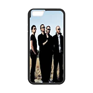 Printed Phone Case coldplay For iPhone 6,6S Plus 5.5 Inch Q5A2113039