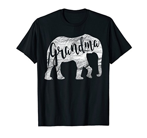 Grandma Elephants - Grandma Elephant - Funny Mothers Day Gift Ideas For Best Mom