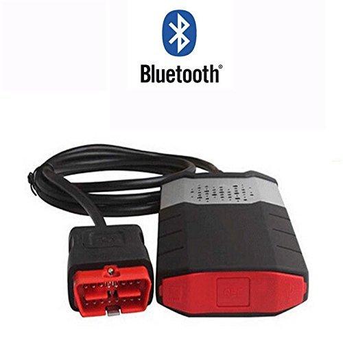 DIAGNÓSTICO AUTOMÓVIL Interfaz Delphi DS 150E Bluetooth NEC Relay: Amazon.es: Coche y moto
