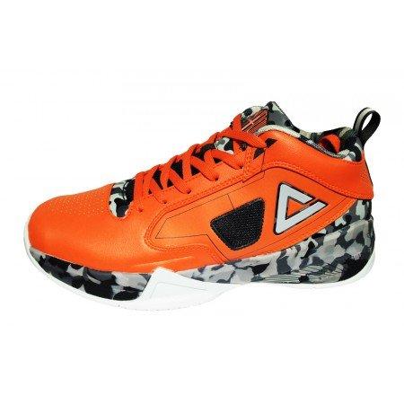 Hombre De Peak Baloncesto Zapatilla Orange Shadow Para gWqq1cn7P