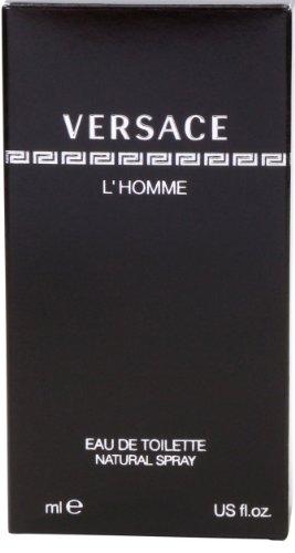 Versace - LHomme - Eau de toilette para hombres - 100 ml: Versace: Amazon.es: Belleza