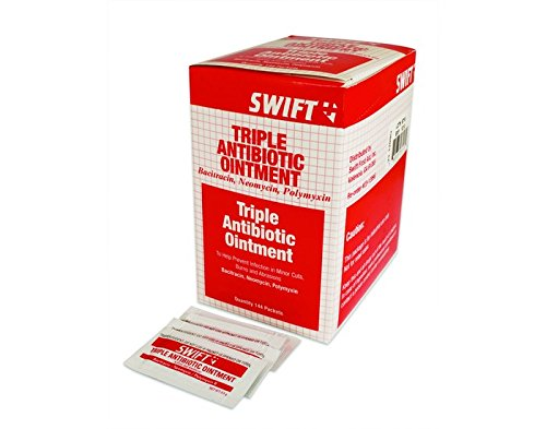 North 1/64 oz Antibiotic Cream - 231209G [PRICE is per - Refill First Aid North