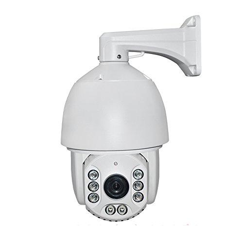 Auto Tracking PTZ Camera 7 INCH IR Speed Dome Camera CCD 700TVL 36X Optical Zoom IR 100M OSD menu Outdoor PTZ Camera