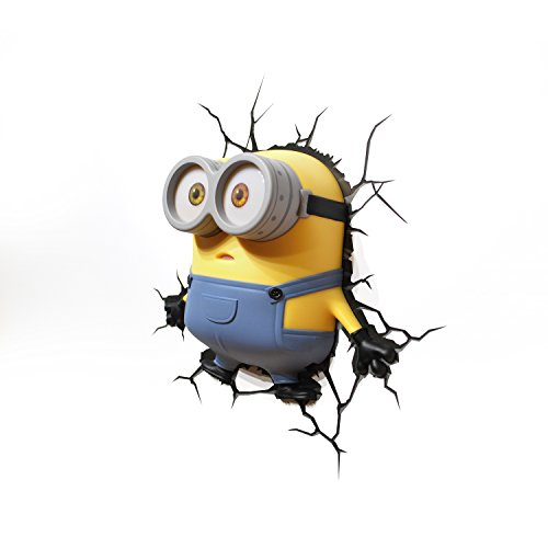 3D Light FX Despicable Minions product image