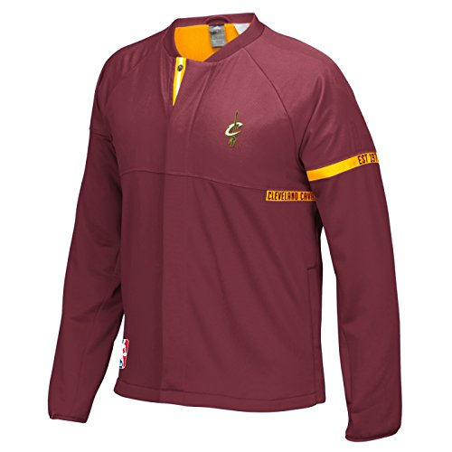 Cleveland Cavaliers Adidas Court Warm Up product image