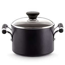 Circulon Acclaim Hard Anodized Nonstick 3-Quart Covered Saucepot