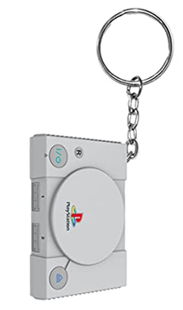 Sony PlayStation Console Official Keyring