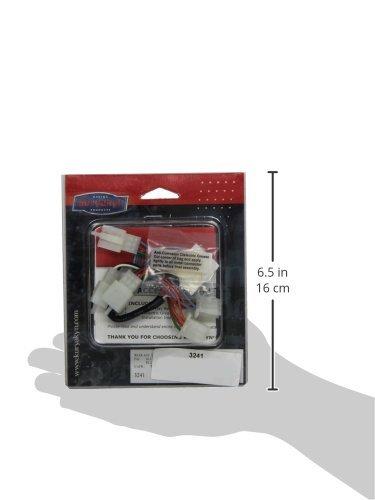 Kuryakyn 3241 Plug and Play Rear Accessory Light with 6 Pin Plug