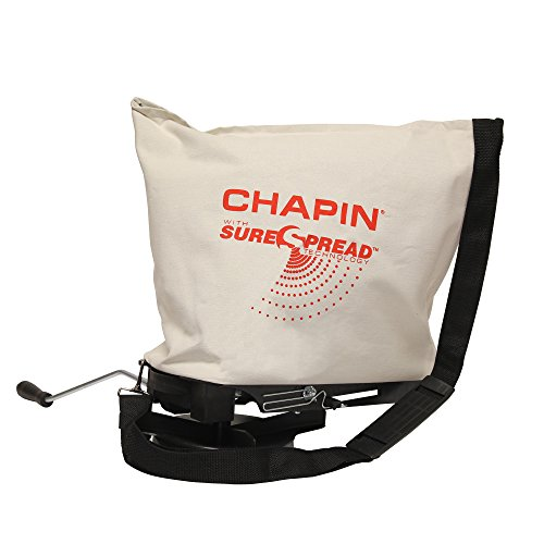 Chapin 84600A 25-Pound Professional SureSpread Bag Seeder