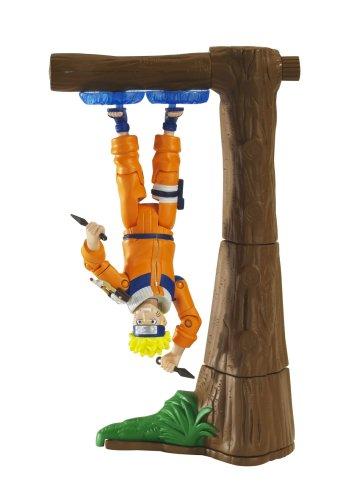 (Shonen Jumps Naruto - Naruto Tree Climbing (Uzumaki))