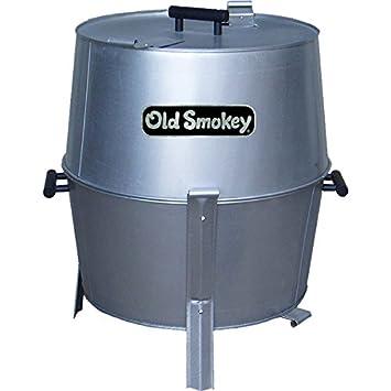 Old Smokey Jumbo 22 Barbacoa & Ahumador para hasta 6 ...